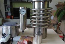 дымогенератор для горячего копчения