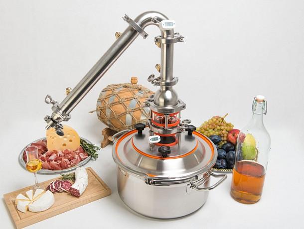 Др губер самогонный аппарат домашнюю пивоварню своими руками